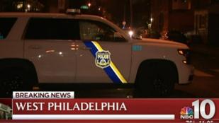 Gyerekek is megsérültek a philadelphiai lövöldözésben