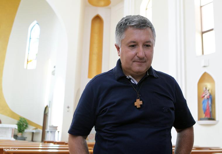 The priest, Mimmo ZammitoGaléria: Lampedusa: Álomsziget, ahol gyűlölhetnék a menekülteket (12 kép)