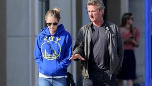 Sean Penn apa-lánya napot tartott a szakítás után