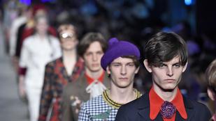 Újra tragédia történt a Gucci bemutatóján. Tragikomédia