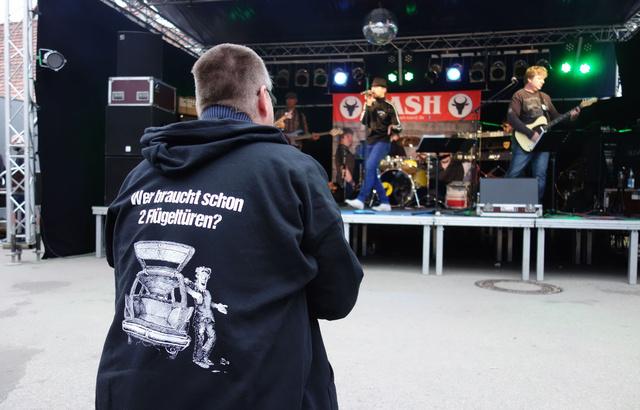 Rohadt jók a koncertek Ornbauban, profi zenészeket hívnak meg