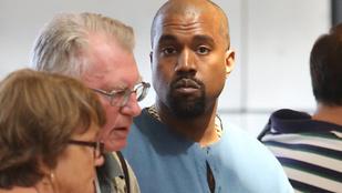 A nap hősei a turisták, akik leszarták Kanye Westet