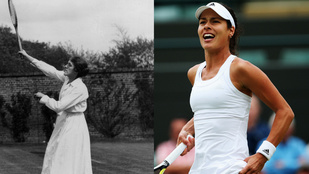 Hogy lett a teniszdressz nagyestélyiből forrónaci?