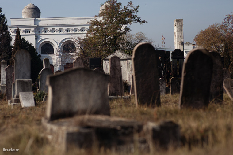 Kozma utcai izraelita temető