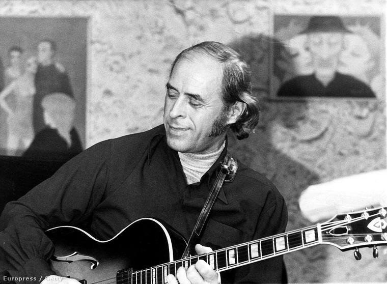 Zoller Attila 1971-ben