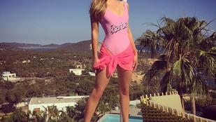 Nézze meg, hogy retteg Paris Hilton egy zuhanó repülőn