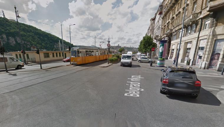 A Belgrád rakparton kis odafigyeléssel minden tervezett funkció elférhet