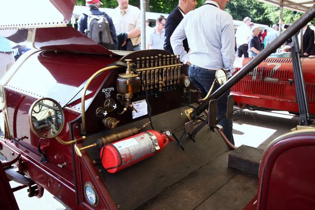 A 60HP nem versenyautónak készült, bár 9,3-as motorja elég erős volt. 60 lóereje majdnem 110 km/h-s sebességre tette képessé, 112 évvel ezelőtt, ne feledjük...