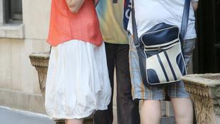 Hoppá! Cynthia Nixon nője Tisza táskát hord!