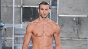Nem biztos, hogy elég ez a 13 kép erről a Givenchy-modellről