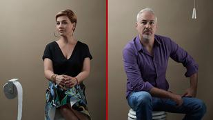 Tudja, miért fotózták le Hajós Andrást és Ábel Anitát a vécén ülve?