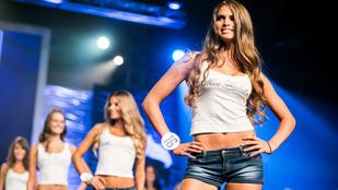A tavalyi Miss Balaton győztese is tökéletes időpontot választott Görögországhoz