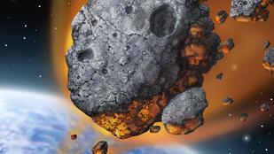 Brit tudósok: Mind meghalunk, ha jön az aszteroida-cunami
