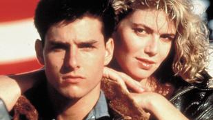29 év sok idő: A Top Gun jócsajára ma már rá sem ismerne