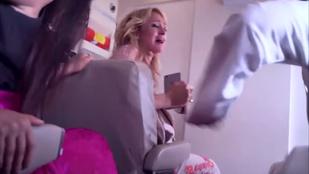 Paris Hilton be fogja perelni azokat, akik halálra rémítették