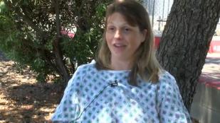 Ez a nő elveszett, méhekkel harcolt, erdőtüzet okozott, és közben meg is szült