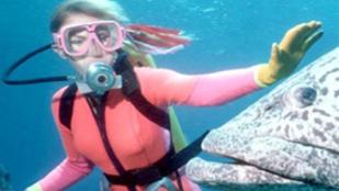 A nő, aki miatt elkészült A cápa című film