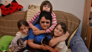 Nincs hol laknia a látássérült és epilepsziás szegedi édesanyának