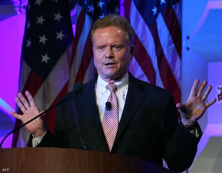 Jim Webb szenátor