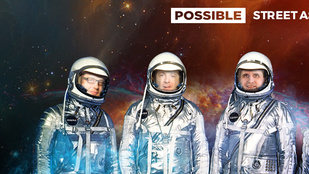 Le Visonta: Possible Street Astronauts