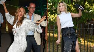 Kate Hudson még mindig gyönyörű, avagy így mulat a londoni elit