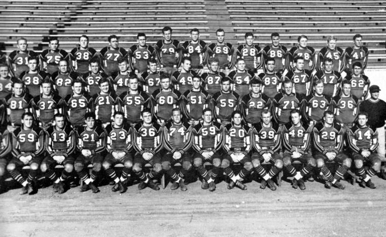 Az 1939-es Texas Tech csapata