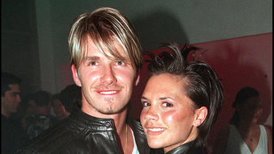 Örüljön Beckhamék házassági évfordulójának nagyon régi képekkel!