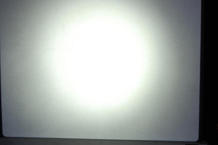 Btwin külső akkus, nagy fényerő, sok szórt fény, mint minden hasonló ledes esetében