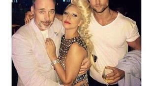 Lady Gaga még mindig nagyon ijesztő szemöldök nélkül