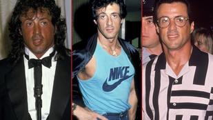Bizonyíték, hogy a 69 éves Stallone igazi stíluskirály