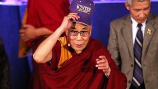 Ma lett 80 éves Richard Gere barátja, a fesztiválok legbölcsebb bölcse, a 14. dalai láma