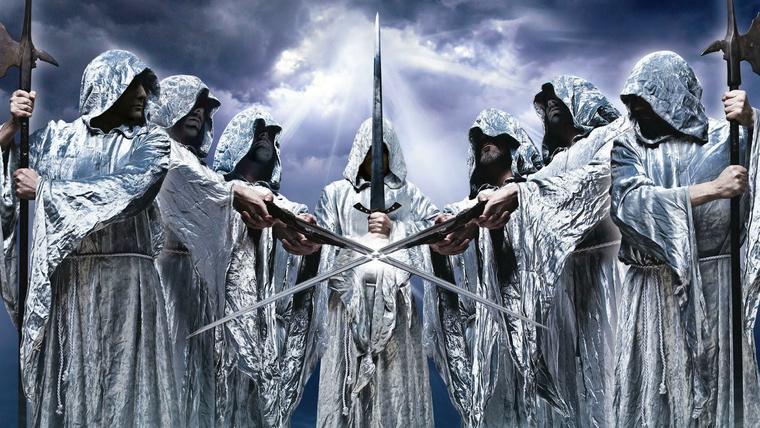 A népszerű német Gregorian együttes. Ne kérdezzetek semmit
