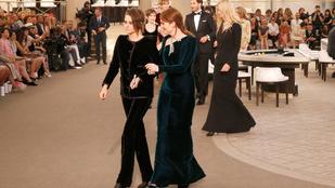 Kristen Stewart és Julianne Moore karöltve bulizgatott