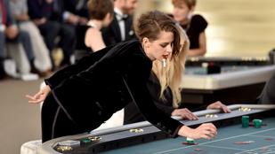 Kristen Stewart Johnny Depp lányával vett részt a Chanel bemutatóján