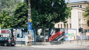 Az élet bizonytalanságának szimbóluma a Dráva utcai bicikliút