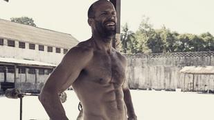 Jason Statham Instagramja pont olyan kemény, mint gondolná
