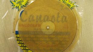 Köszönöm internet: elkészült az első tortilla-hanglemez