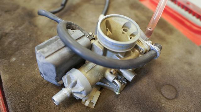 Honda karburátor beállítása