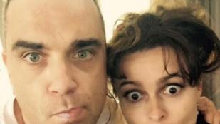 Találja ki, hogy MC Hawer, vagy Robbie Williams lógott Helena Bonham Carterrel!