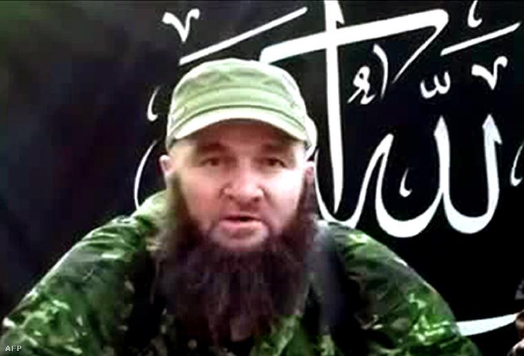 Umarov 2013. júliusi videóüzenetében