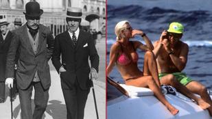 A gazdagok élete Monacóban, régen és most