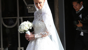 Nicky Hilton hozzáment James Rothschildhez
