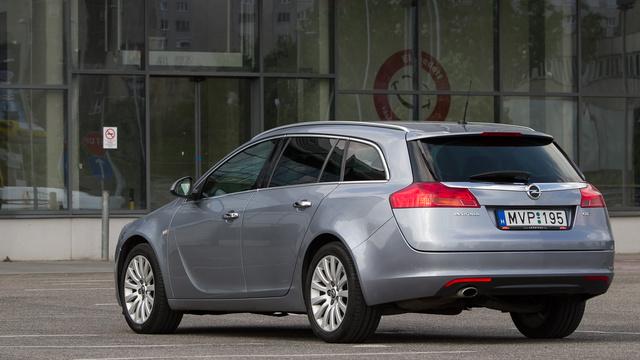 Ha ma bemegyünk egy Opel-szalonba, szinte ugyanezt kapjuk újonnan