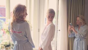 Paris Hilton megmutatta Mrs. Rothschild előkészületeit