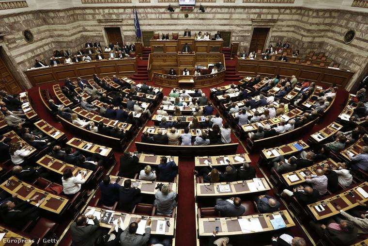 A görög parlament