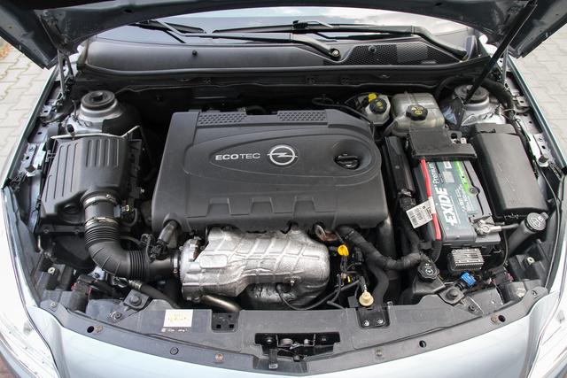A motorra ugyanazok a problémák jellemzők, mint minden hasonló korú dízelre