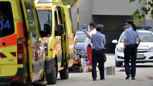 Megégett férfit találtak a Dunában