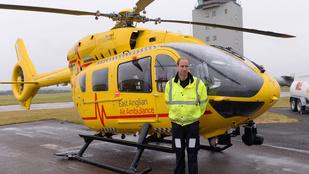 Vilmos herceg és az ő menő mentőhelikoptere