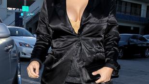 Kim Kardashian újraértelmezte az összes terhesruhát