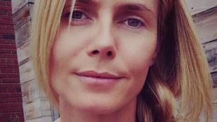 Heidi Klum már megint smink nélkül mutatta meg magát